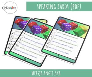 Speaking Cards (PDF)