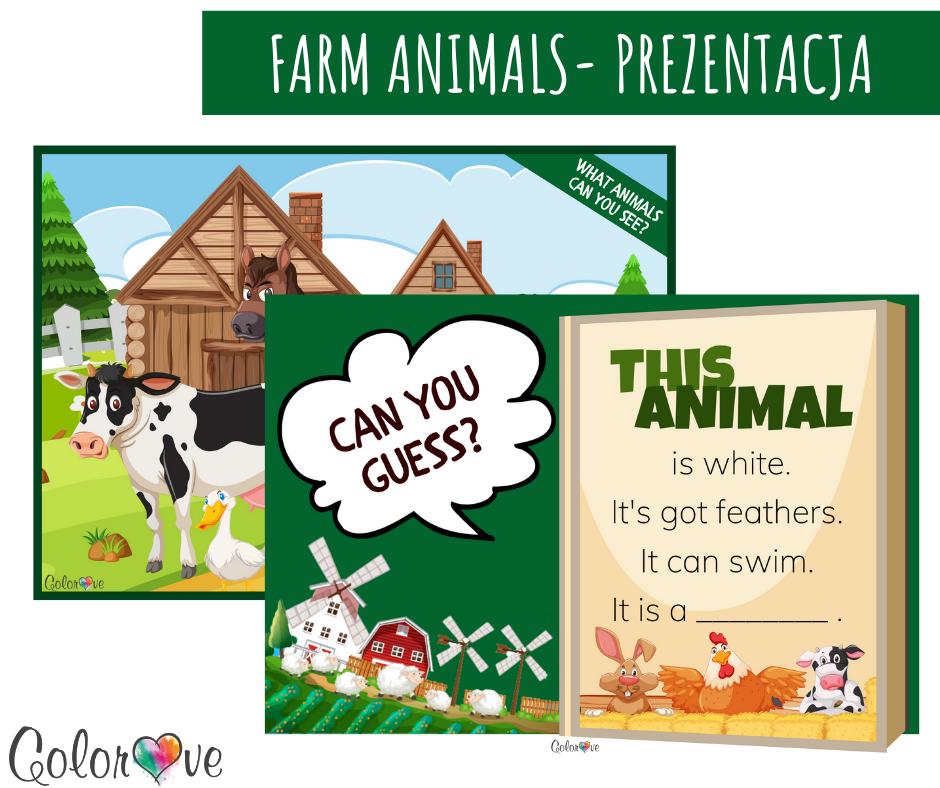 farm animals post