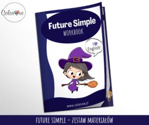 Future Simple - Zestaw materiałów (PDF)